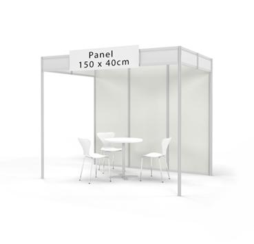 Stands d'exposition pour salons et événements