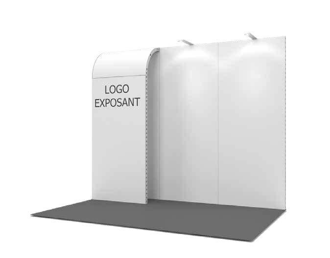 Stands modulaire IG2.0 pour salons et événements