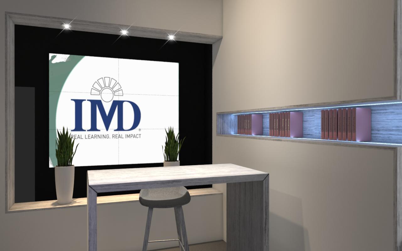 infographie 3D au service de l'agencement